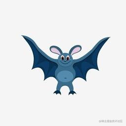 出生在一只蝙蝠身上