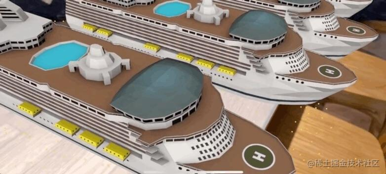arkit-ship-fleet