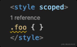 style scoped