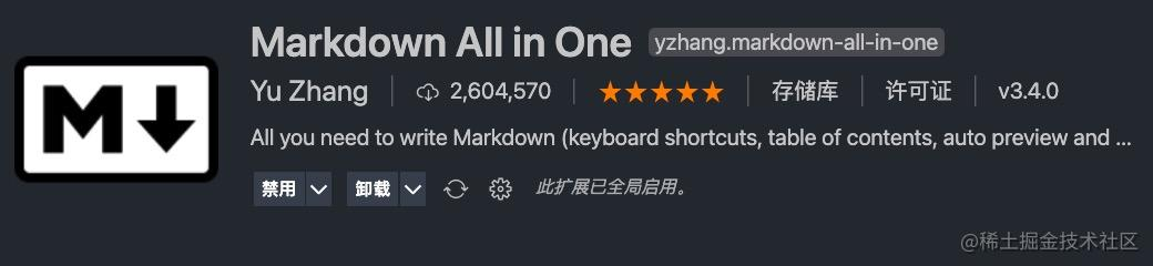 markdown-all-in-one