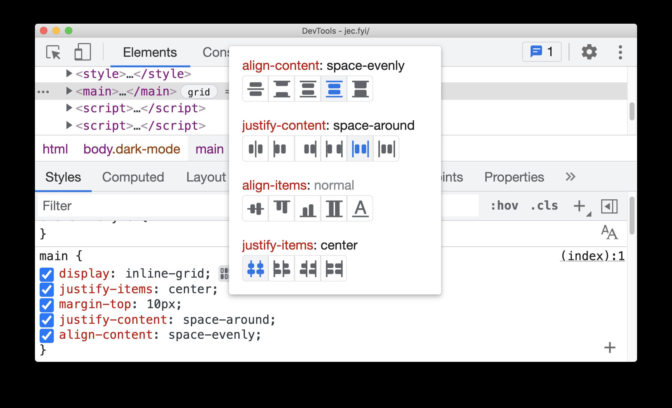 CSS Grid 编辑器