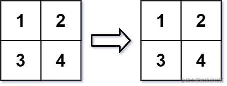 重塑矩阵2
