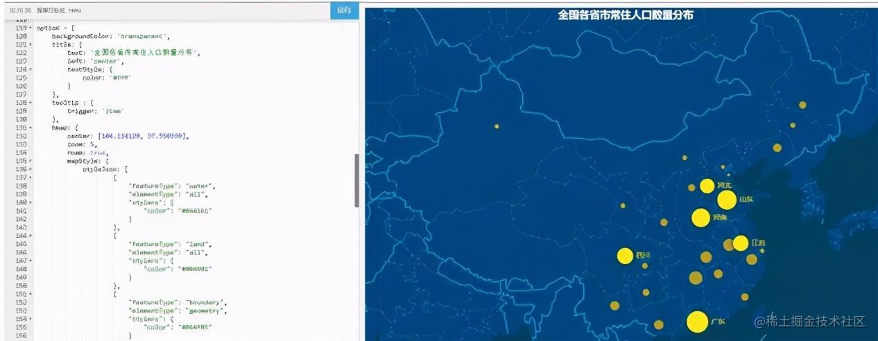五种高大上的可视化地图,10分钟快速上手,一个代码都不用敲