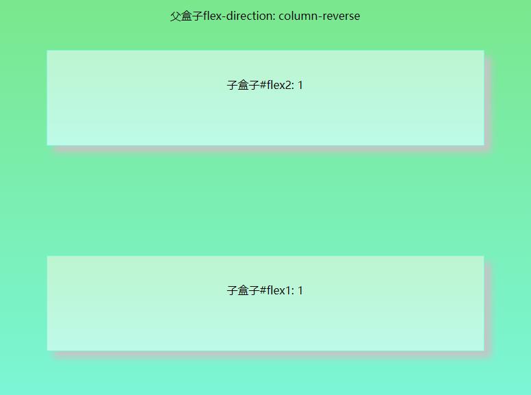 flex-direction-column-reverse