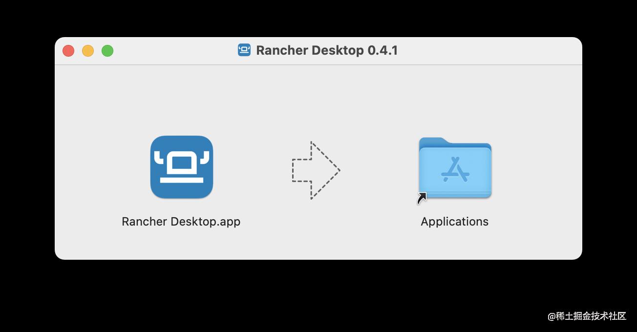 安装 Rancher Desktop
