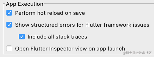 You can now get all of the stack traces and not just the first one