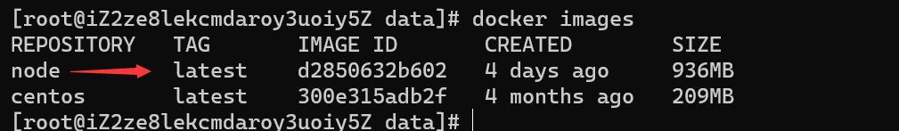 node-in-docker