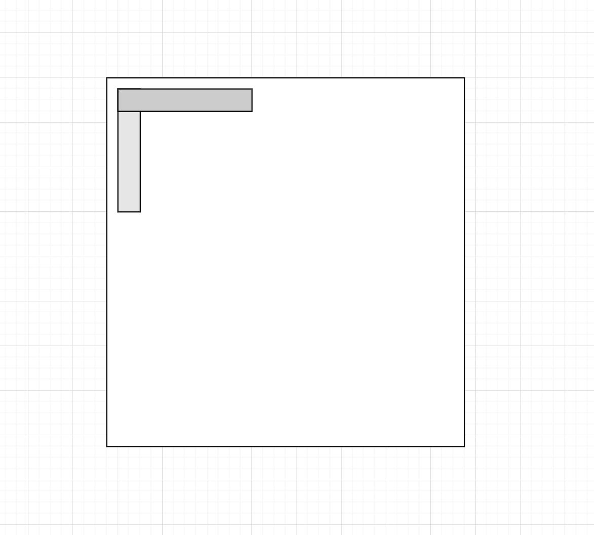 可视化搭建平台的参考网格线设计