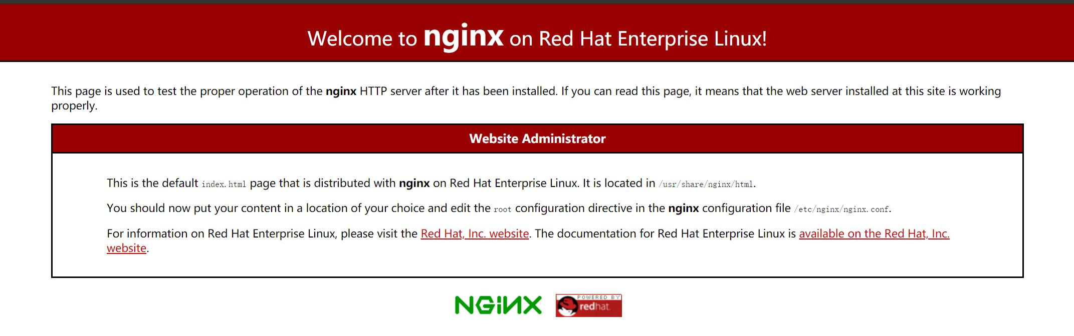 nginx-index